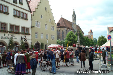 Single rothenburg