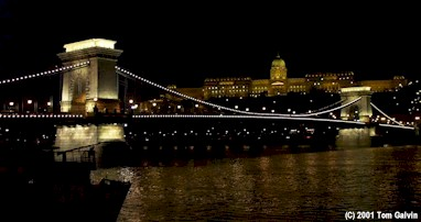 Budapest -- A City Once Divided by the Danube